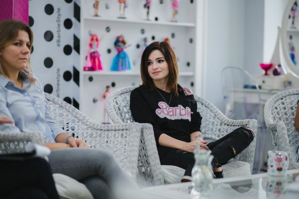 Barbie Glos ma sile - Ewelina Lisowska o pasjach