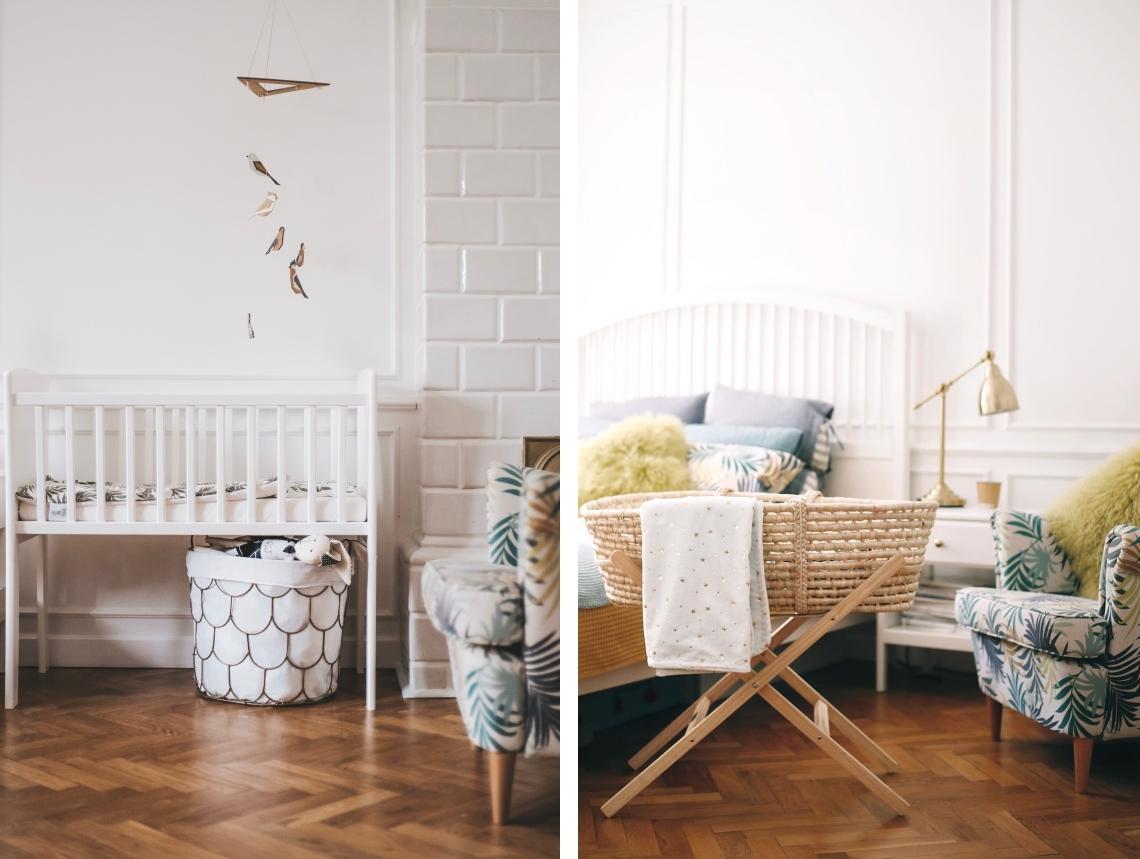 Idealne łóżeczko Dla Noworodka Na Co Zwrócić Uwagę I Jak